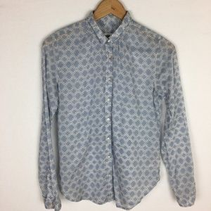 Holding Horses Button Down Blouse size 0